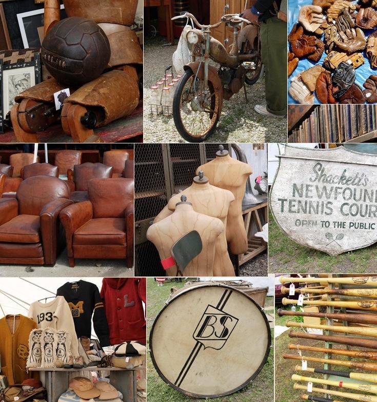 Brimfield Antique Shopping . . .Brooklyn Circus | L3GACI